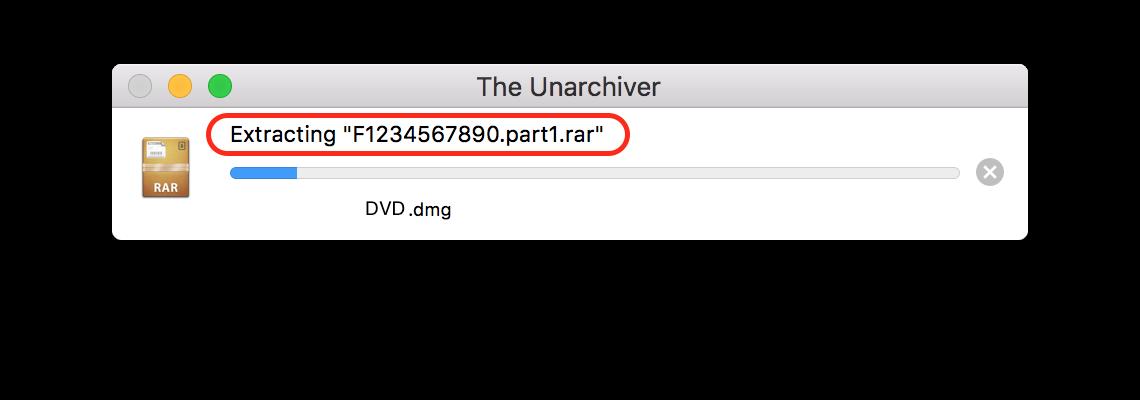 How To Unzip Rar Files On Mac